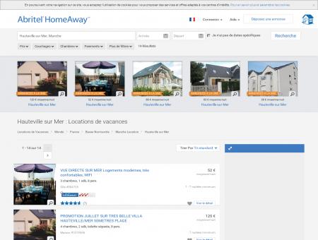 Location vacances Hauteville sur Mer : toutes...