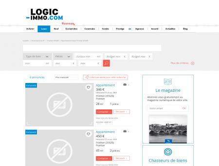 Location Fronton | logic-Immo.com