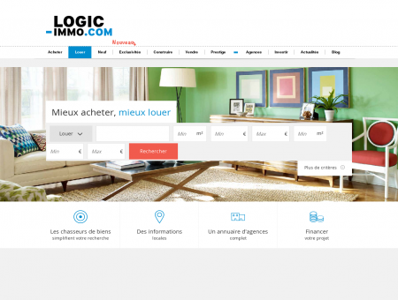 Immo Location Appartement | Logic-Immo.com