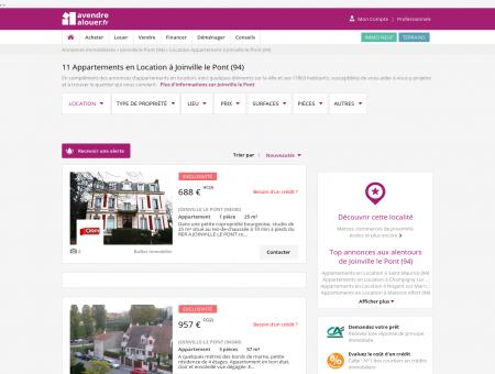Location Appartement Joinville le Pont (94) |...