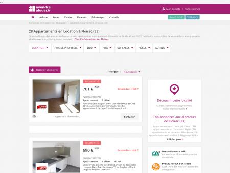 Location Appartement Floirac (33) | Louer...