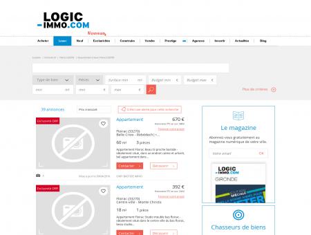 Location Floirac | logic-Immo.com