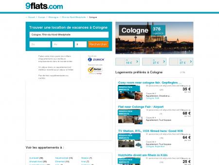 Location de vacances Cologne - appartements...