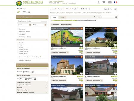 Location de vacances Dompierre-sur-Besbre -...