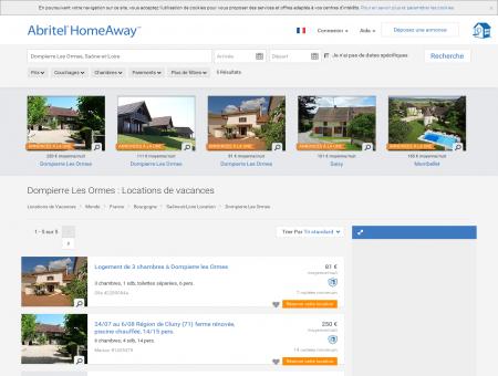 Location vacances Dompierre Les Ormes :...