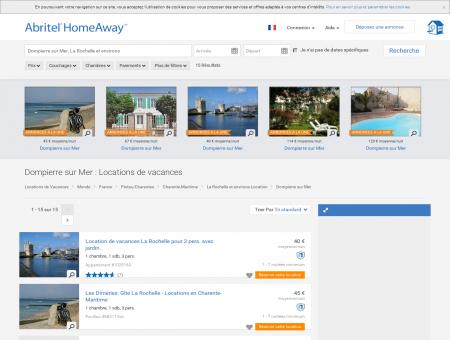 Location vacances Dompierre sur Mer : toutes...