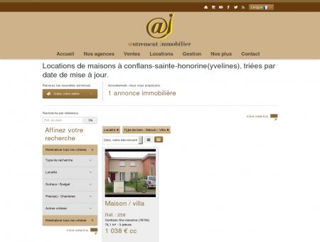 Location A Conflans | autrementimmo.fr