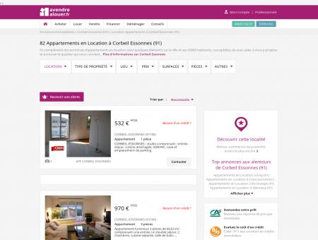 Location Appartement Corbeil Essonnes (91) |...