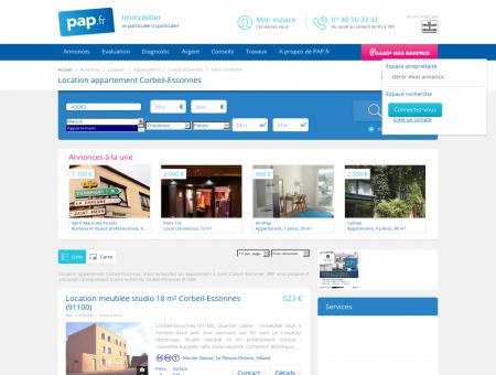 Location appartement Corbeil-Essonnes -...