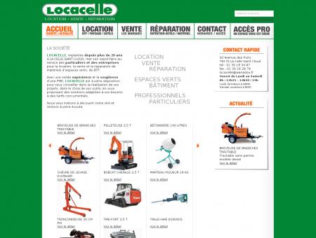 Locacelle | Location  vente  réparation