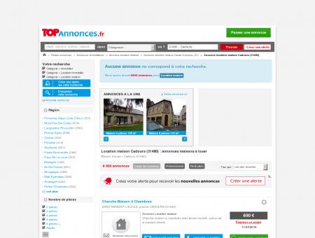 Location Maison, Villa Cadours (31480) :...