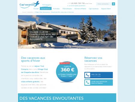 Location Chapelle   CapVacances.fr