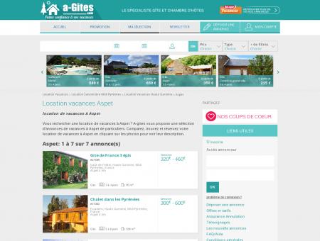 Location vacances Aspet - Vacances Aspet - A...