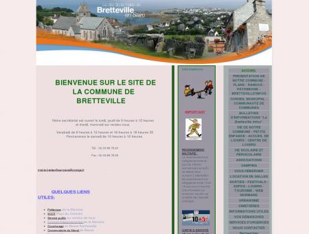Bienvenue à BRETTEVILLE EN SAIRE ! Site...