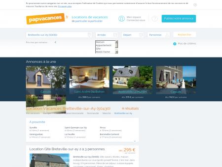 Location Bretteville-sur-Ay (50430) - Toutes...