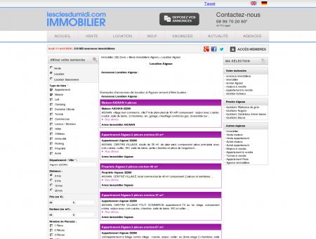 Location Aignan: des milliers d'annonces de...