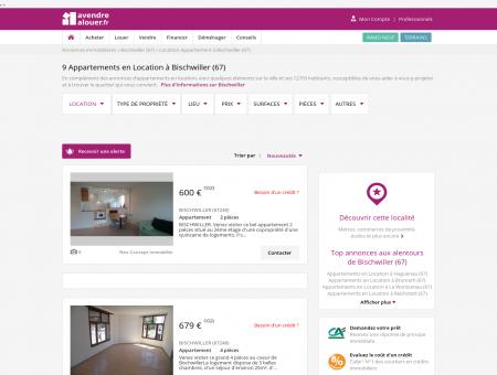 Location Appartement Bischwiller (67) | Louer...