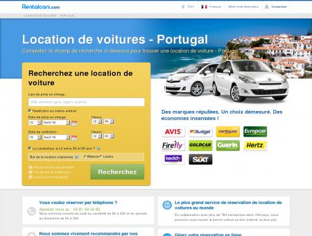 Location Voiture Portugal - Les Prix Les Plus Bas Garantis!