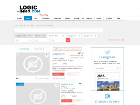 Location Acheres | logic-Immo.com