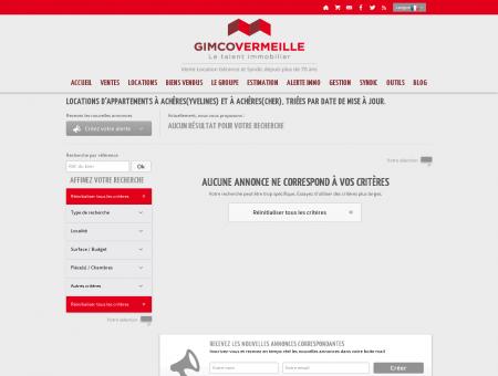 Location Achères | gimcovermeille.com