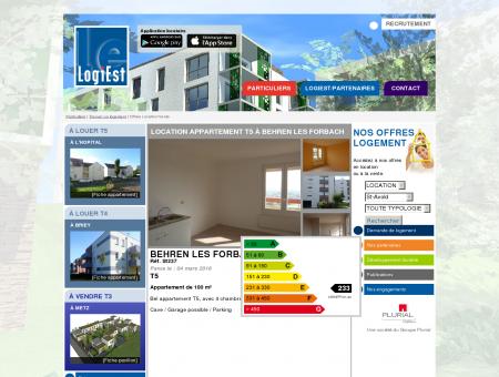 LogiEst | Particuliers | Trouver un logement |...