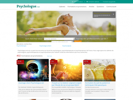 Psychologues - Psychologue.net