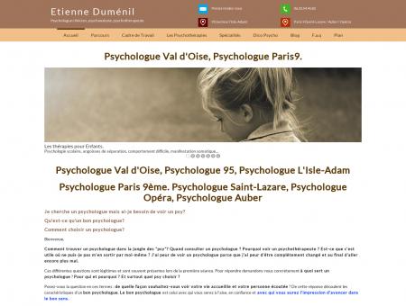 Psychologue Val d'Oise 95, psychologue...