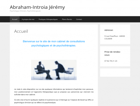 Abraham-Introia Jeremy, psychologue...