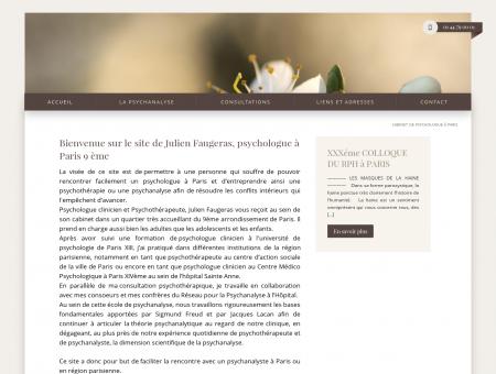 Psychologue Psychothérapeute sur Paris 9eme...