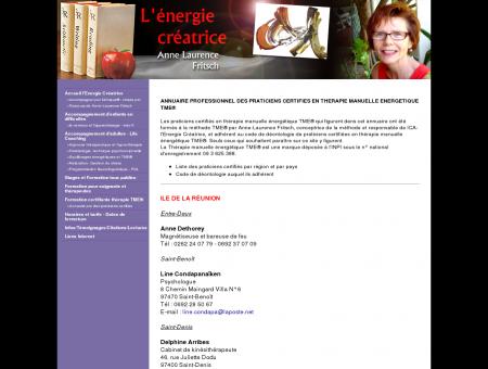 Annuaire professionnel des praticiens certifiés...