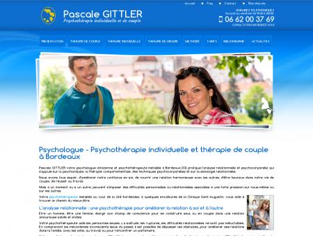 Psychologue - Psychothérapie individuelle et...