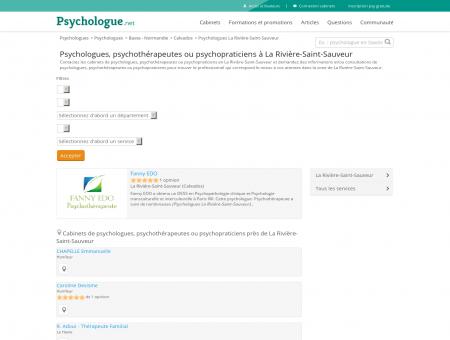 Psychologues La Rivière-Saint-Sauveur -...
