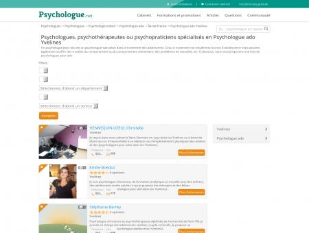 psychologue saint-r�my