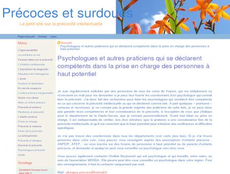 Psychologues et autres praticiens qui se...