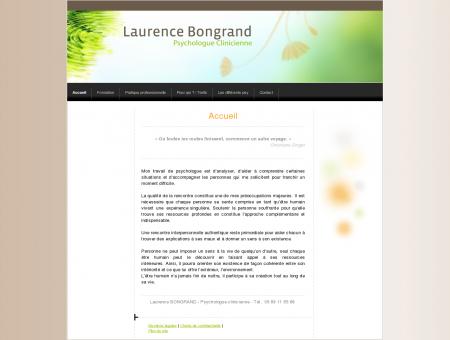 Psychologue clinicienne - Villefranche-sur...