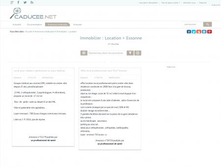 Immobilier : Location Essonne Annonces...