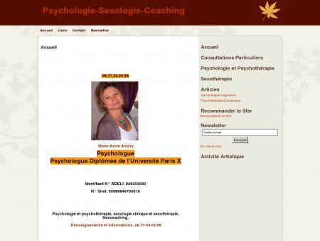Psychologie-Sexologie-Coaching