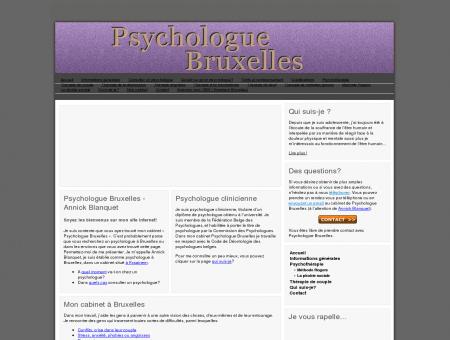 Psychologue Bruxelles par psychothérapeute...