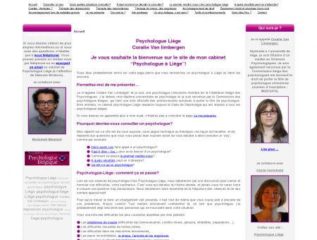 Psychologue Liège - Coralie Van Limbergen -...