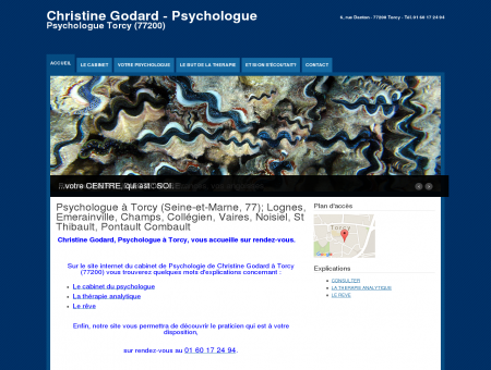 Christine Godard - Psychologue | Psychologue...