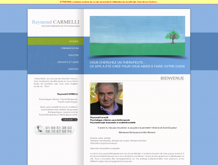 Psychothérapie et psychologue à Morsang-sur...