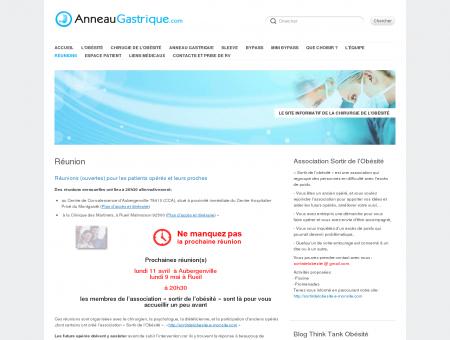 Réunion - anneau gastrique | le site informatif...