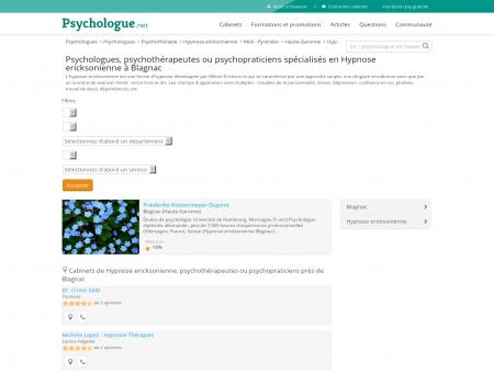Hypnose ericksonienne Blagnac -...