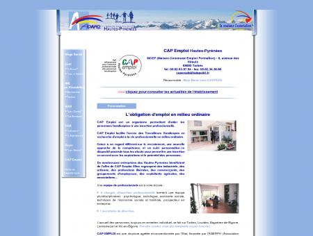 Adapei des Hautes-Pyrénées : Cap Emploi
