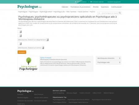 Psychologue ado Montesquieu-Volvestre -...