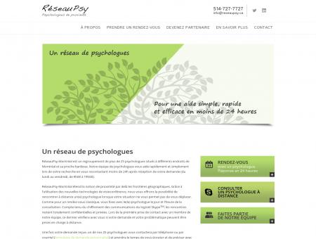 RéseauPsy | Psychologues de proximité à...
