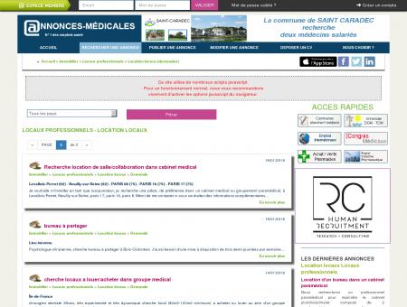 Location locaux Locaux professionnels -...