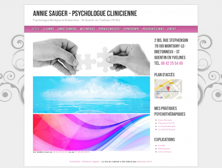 Annie Sauger - Psychologue clinicienne |...