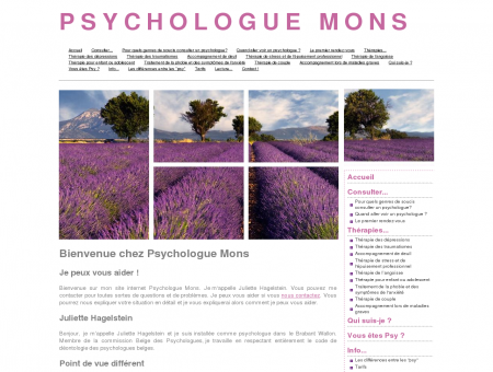 Psychologue Mons - Psychologue,...
