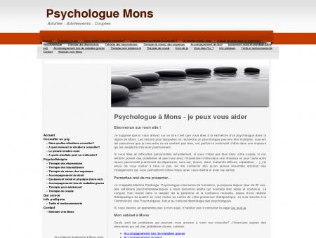 Psychologue Mons - par une psychologue -...
